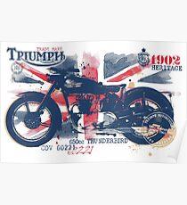 Thunderbird 1902 Heritage Poster