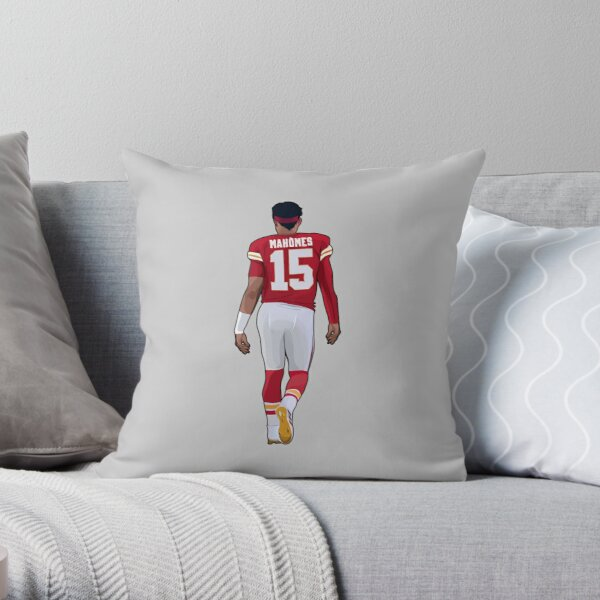 Pat Take The Fields Throw Pillow