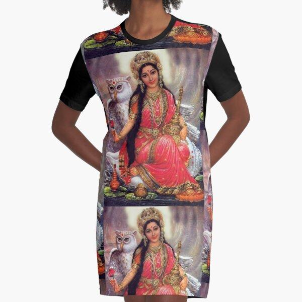 Devotional  Graphic T-Shirt Dress