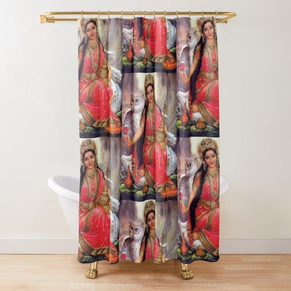 Devotional  Shower Curtain