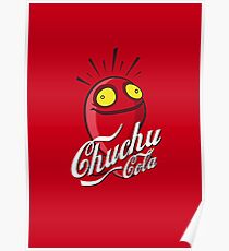 Chuchu Cola Poster