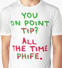 All The Time Phife Graphic T-Shirt