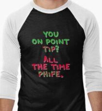 All The Time Phife Men's Baseball ¾ T-Shirt