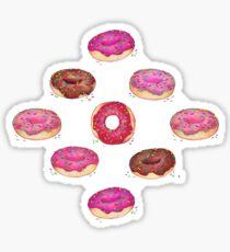 Homemade Doughnuts Sticker