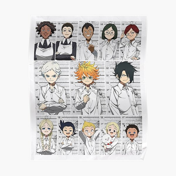 The Promised Neverland Póster