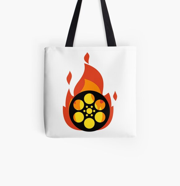 HDTNGM Logo All Over Print Tote Bag