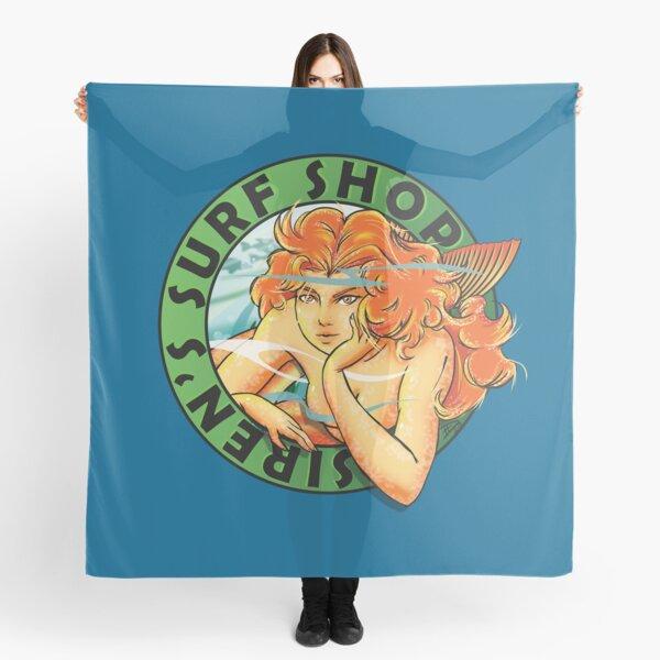 Siren Surf Shop Scarf