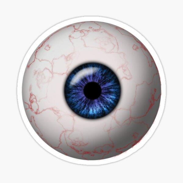 Eye for an eye Sticker