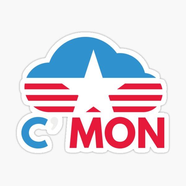 C'mon Sticker