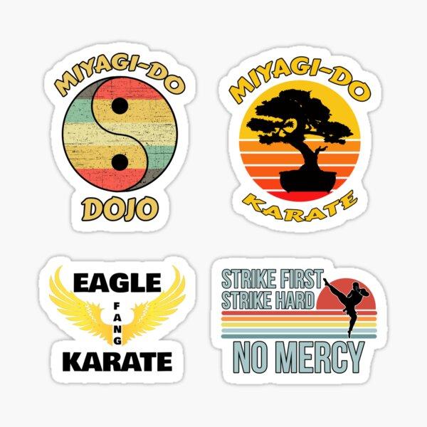 Cobra Kai Variety Pack Sticker
