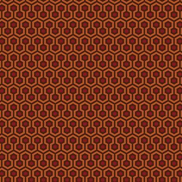 Overlook Hotel Carpet de drtees