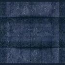Ancient overlays-blue shade by Roberta Angiolani