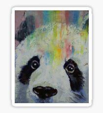 Panda Rainbow Sticker