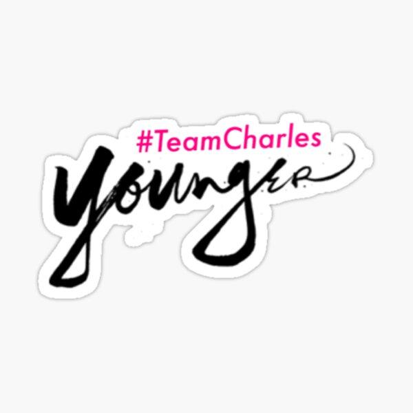 #TeamCharles Sticker