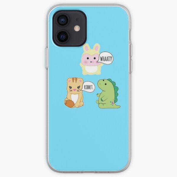 Moriah Elizabeth squishys  iPhone Soft Case