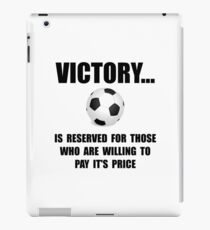 Victory Soccer iPad Case/Skin
