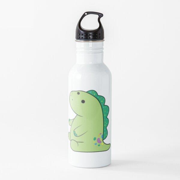 Moriah Elizabeth pickle the dinosaur Water Bottle