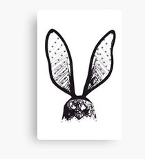 Dirty Lace Canvas Print