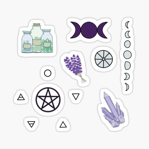 Witch Pack Sticker