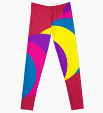 The Happy Gumball Collection - Magenta Leggings