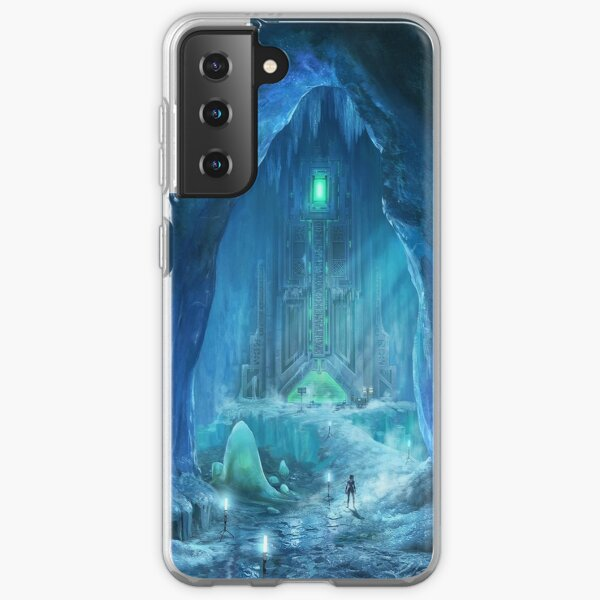 Subnautica Below Zero Concept Art Samsung Galaxy Soft Case
