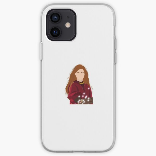 Ginny Weasley iPhone Soft Case
