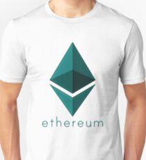 Ethereum emerald  Unisex T-Shirt