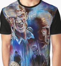 MIKE MUNDY, ZOMBIE Graphic T-Shirt