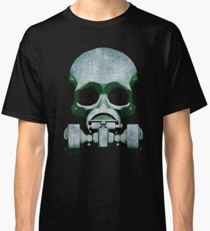 Steampunk / Cyberpunk Skull Gas Mask Classic T-Shirt