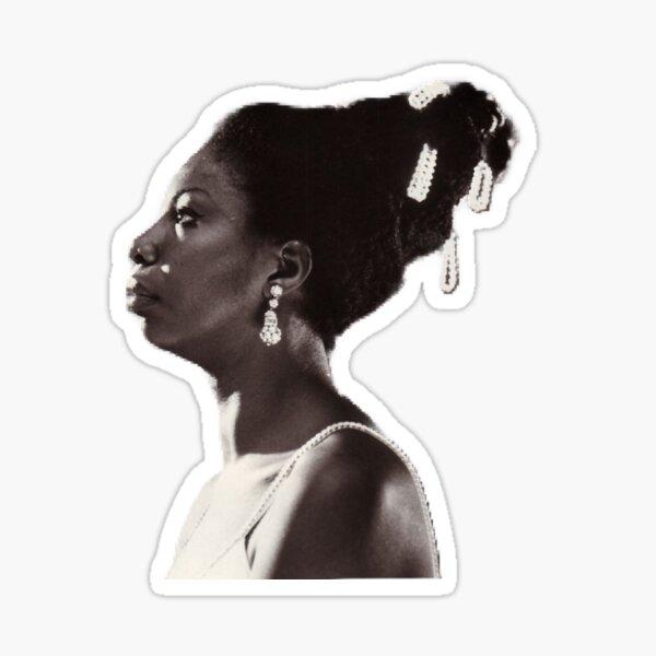 The Legendary Nina Simone  Sticker