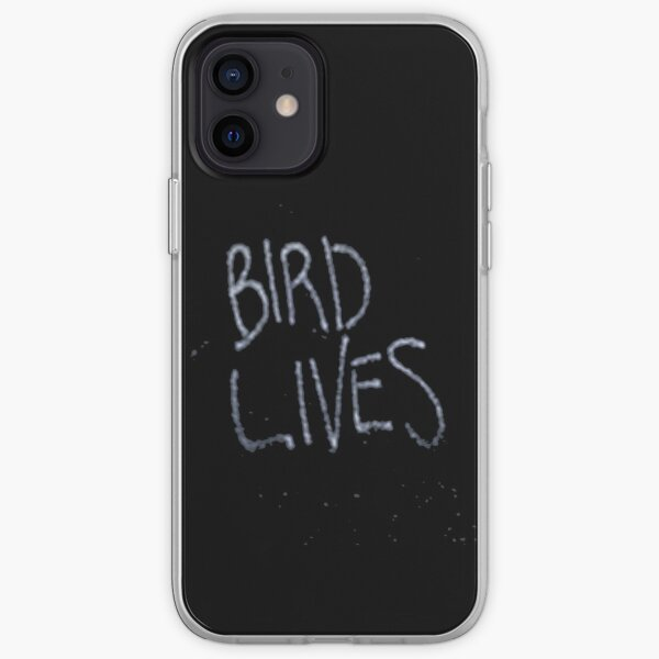 Bird Lives (light) iPhone Soft Case