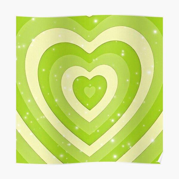 Poster imprimé animal vert Poster