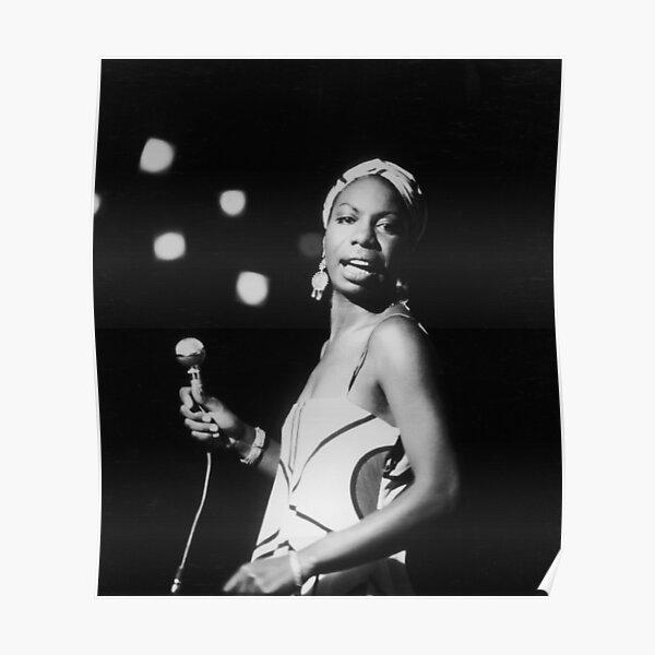 Nina Simone Póster