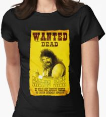 cactus jack t shirt Women's Fitted T-Shirt