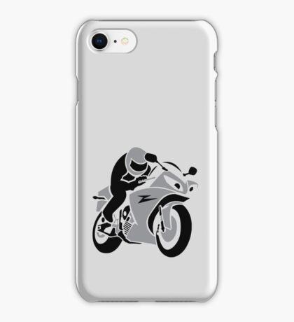 Biker VRS2 iPhone Case/Skin