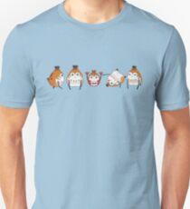 Paissa Brats and Doll (Horizontal) T-Shirt