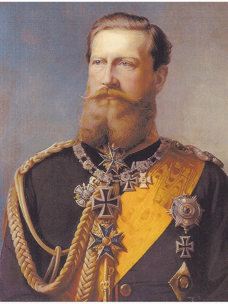 Kaiser Friedrich III by edsimoneit