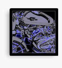 Whizzer >>>>> Canvas Print