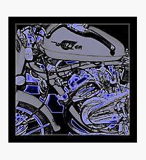 Whizzer >>>>> Photographic Print