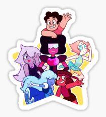 Crystal Gems! Sticker
