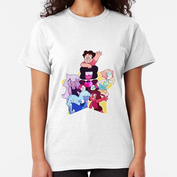 Crystal Gems! Classic T-Shirt