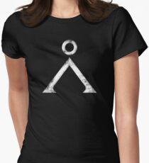Stargate Grunge Women's Fitted T-Shirt