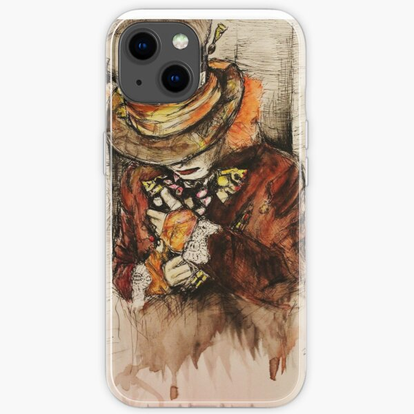 hatter iPhone Soft Case