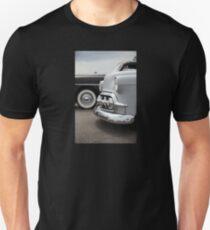Grey Suede Unisex T-Shirt