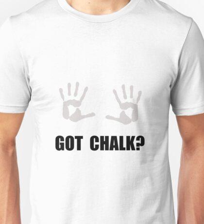Got Chalk Unisex T-Shirt