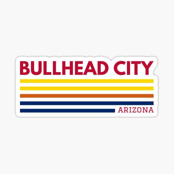 Bullhead City Arizona Sticker