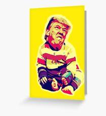 Trump! Greeting Card
