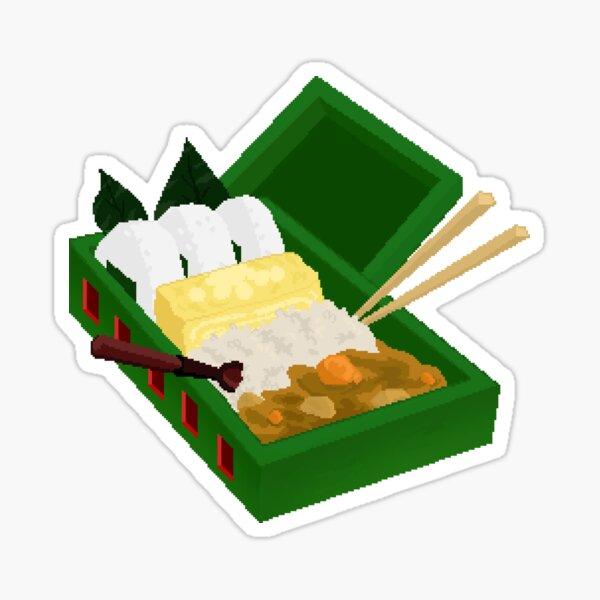 Bento Box Lunch Sticker