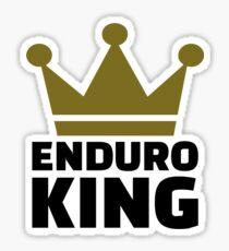 Enduro King Sticker