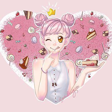 Candy Princess by Gossamer1323